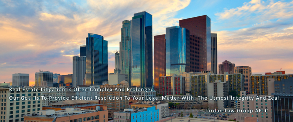 Real Estate Attorney Los Angeles for Evictions, Fraud